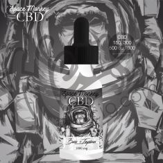 Orange Bud CBD - Space Monkey